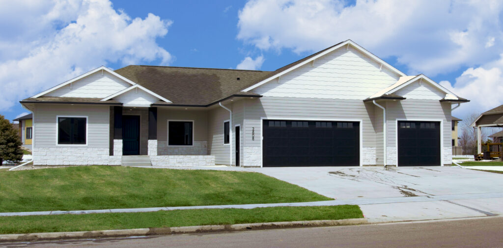 New Home Construction Sioux Falls, SD